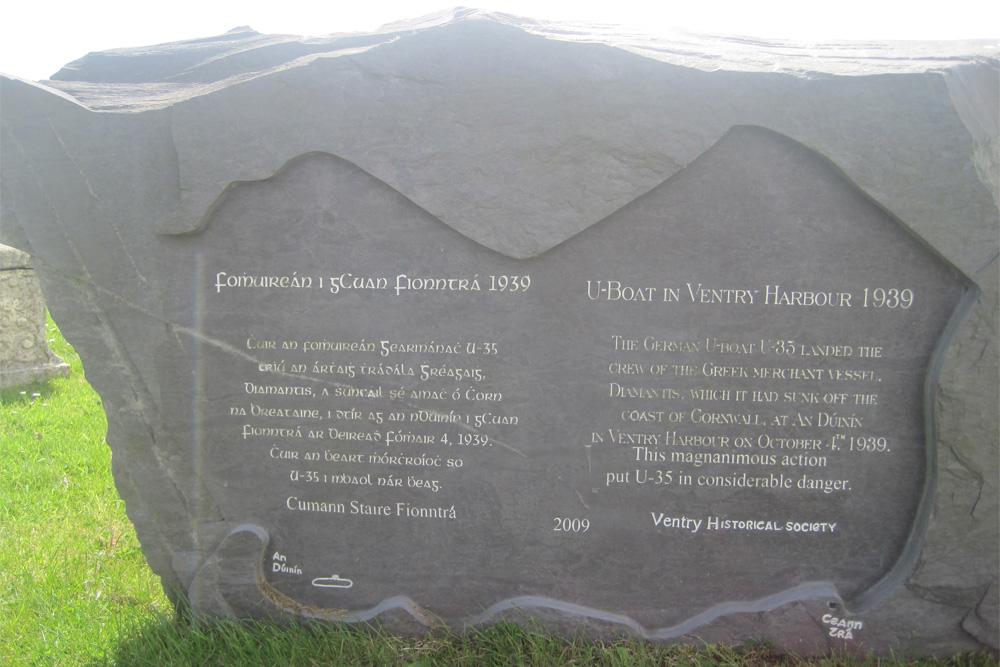Memorial U-35