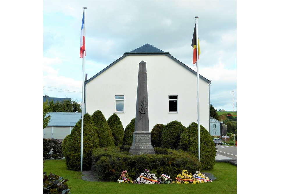 War Memorial Hamipré