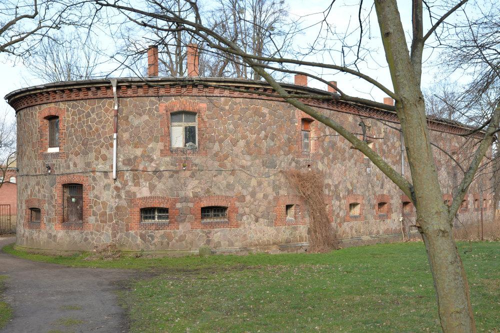 Wehrmachtgevangenis Brückenkopf