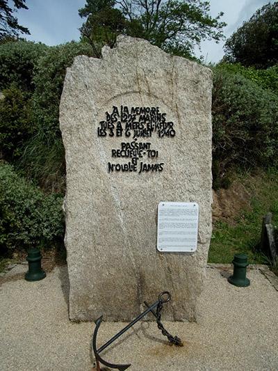 Memorial Mers-El-Kebir 1940