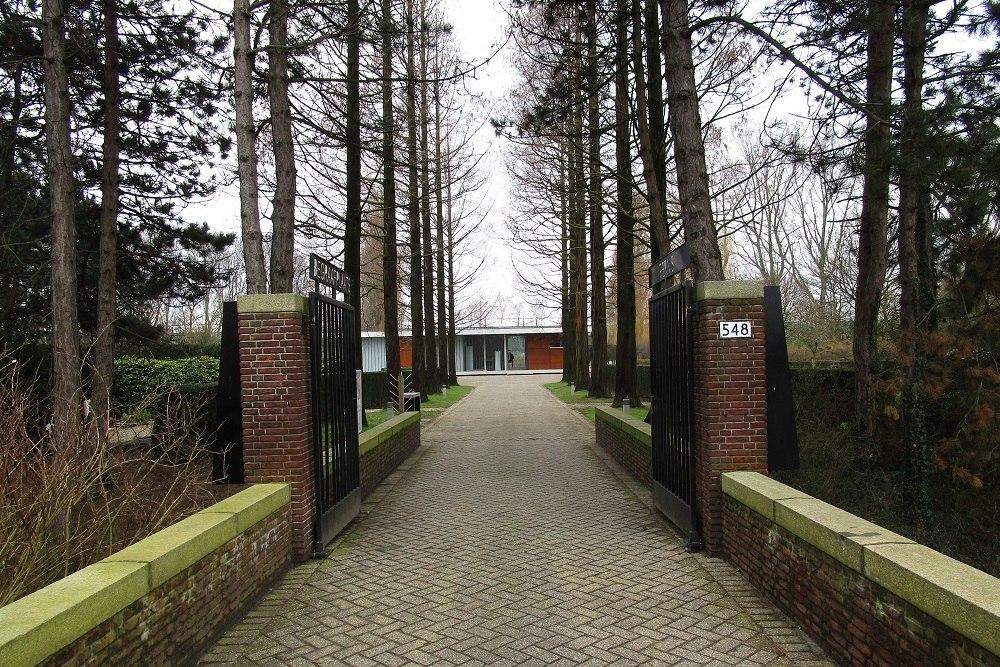 Nederlandse Oorlogsgraven Pernis