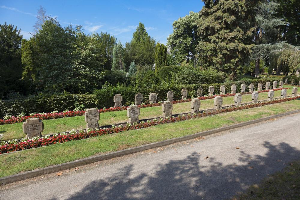 German War Graves Rheinberg