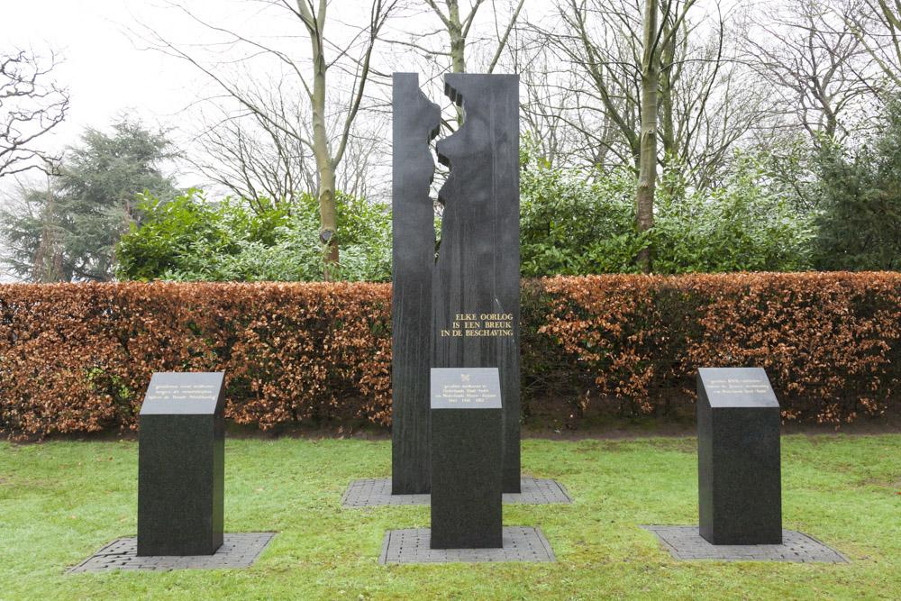 Oorlogsmonument Barneveld