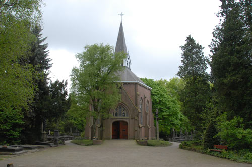 Begraafplaats Orthen Den Bosch
