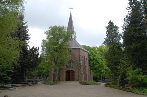 Orthen Cemetery Den Bosch