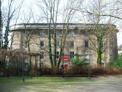 Air raid Shelter Springerplatz