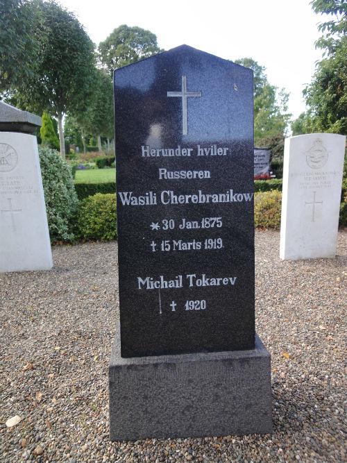 Russian War Graves Viborg - Viborg - TracesOfWar.com