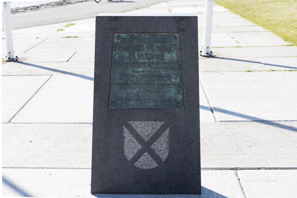 52 Lowland Division Memorial