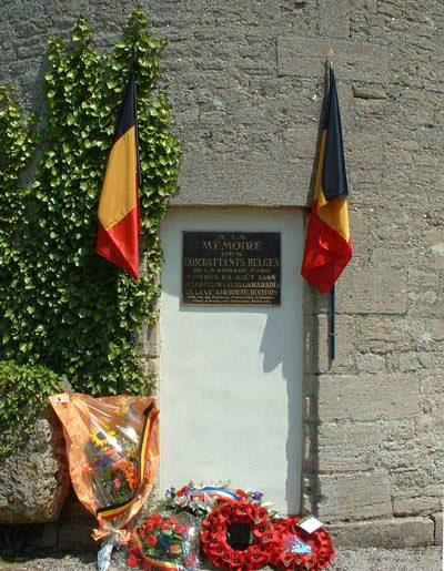 Memorial Brigade Piron Ranville