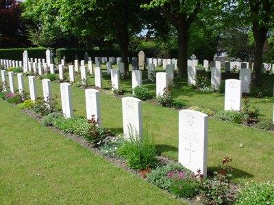 Oorlogsgraven van het Gemenebest Fort Pitt Military Cemetery