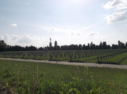 Polish War Cemetery Zgorzelec