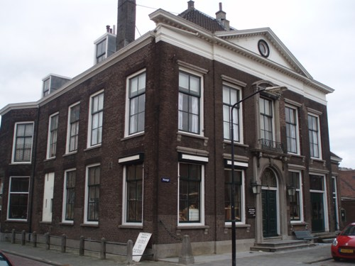 Gebouw Overgave van Dordrecht