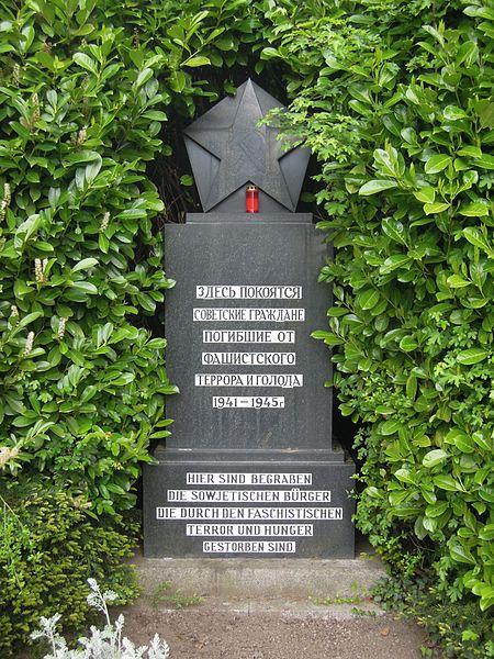 Russian Mass Grave Völklingen