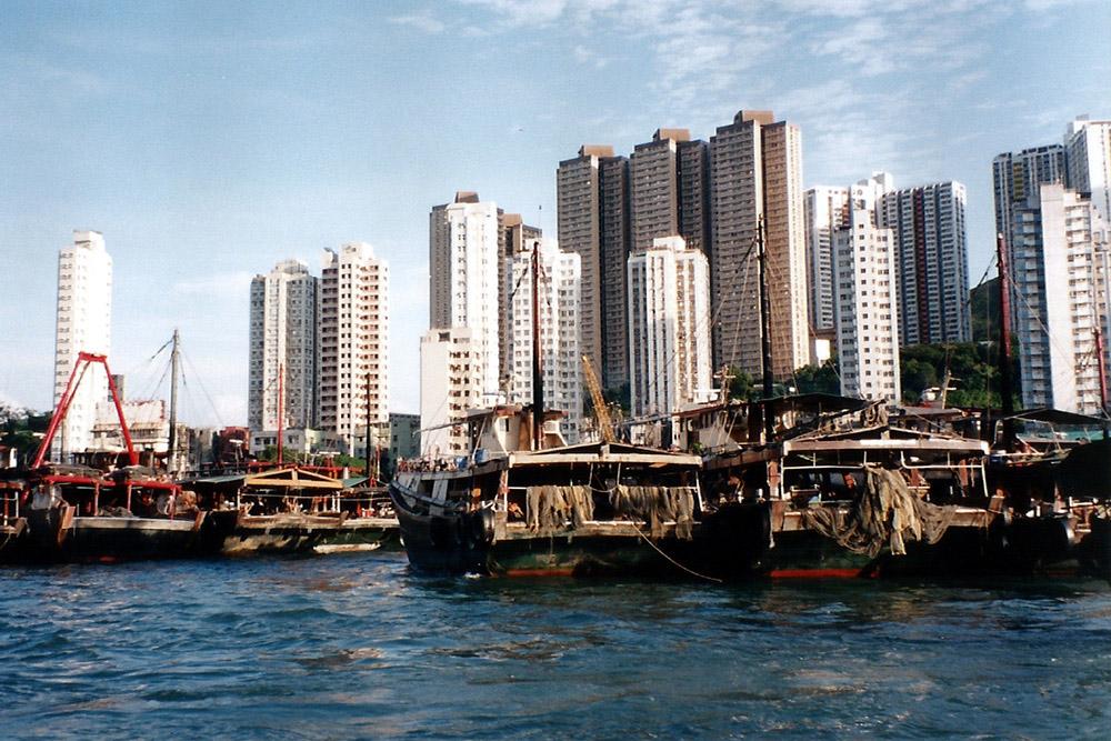 Kong Kong Port