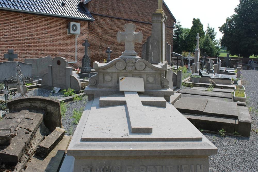 Graven Oudstrijders Odeur