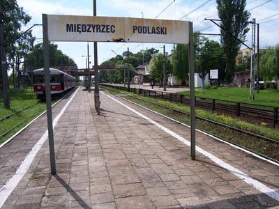 Train Station Miedzyrzec