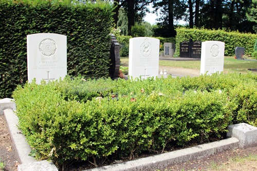 Commonwealth War Graves Helmond