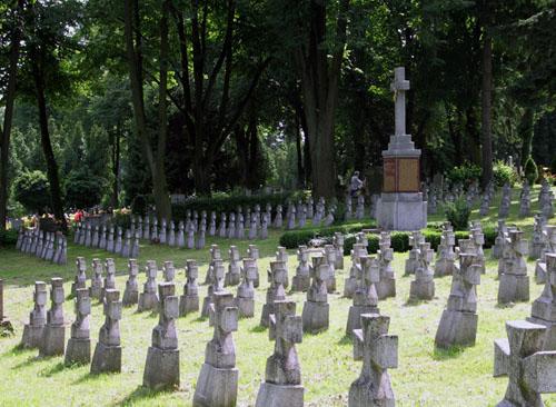 Oorlogsgraven Cieszyn