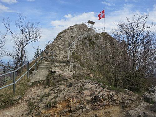 Fortifikation Hauenstein - Swiss Observation Position