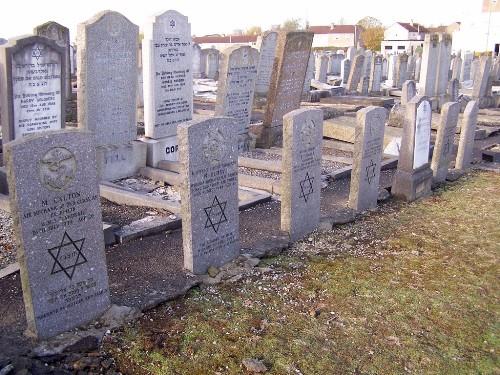 Oorlogsgraven van het Gemenebest Glenduffhill Jewish Cemetery