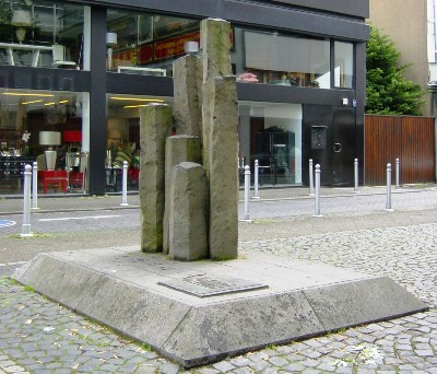 Memorial Synagogue Krefeld