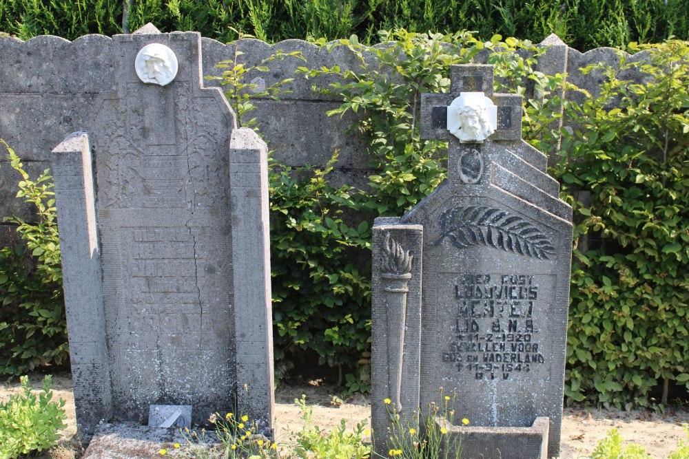 Belgian War Graves Eksel
