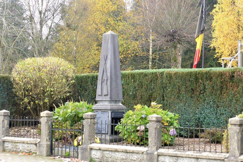 War Memorial Ebly