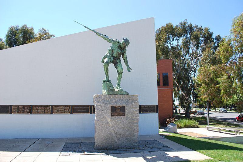 War Memorial Shepparton