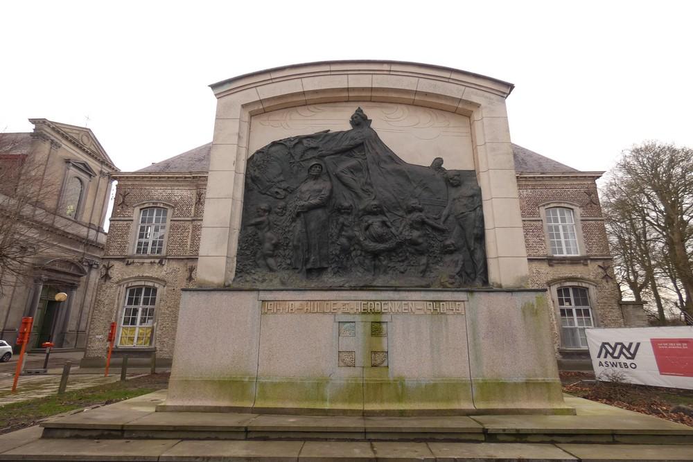 War Memorial Drongen