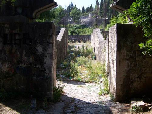 Partizanen Oorlogsbegraafplaats Mostar