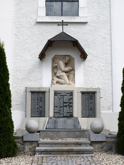 Oorlogsmonument Neuhofen im Innkreis