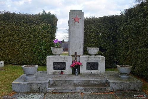 Mass Grave Soviet Soldiers Dobrodzien