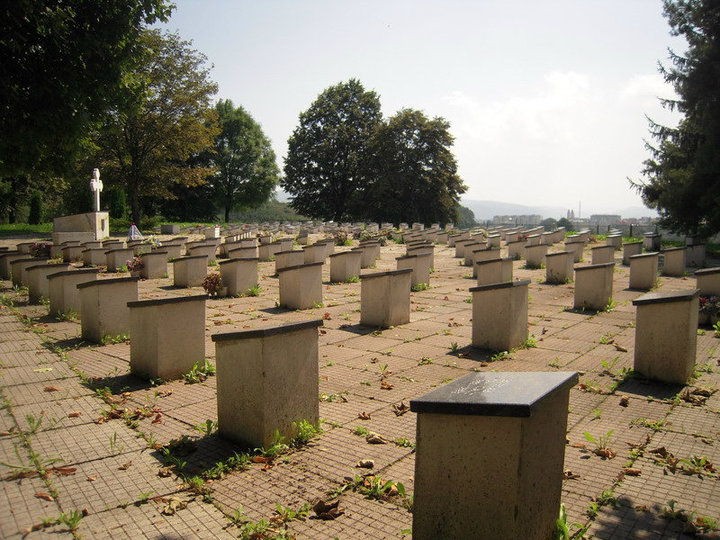 Cemetery and Memorial 2nd Krajina Brigade