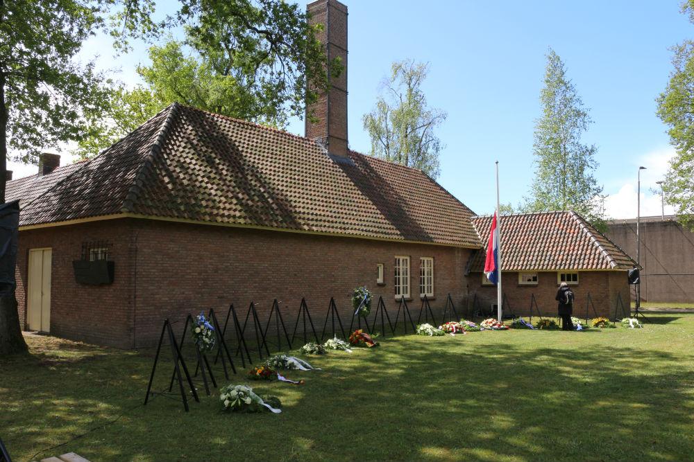 Crematorium Kamp Vught (Konzentrationslager Herzogenbusch)