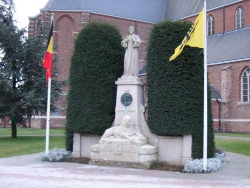 Oorlogsmonument Loenhout