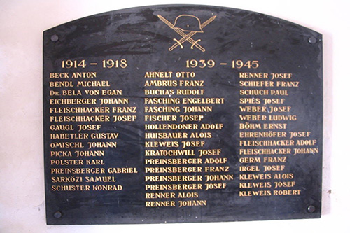 War Memorial Bernstein