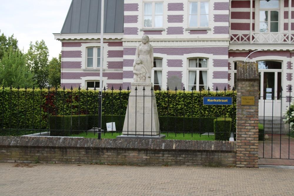 Oorlogsmonument Kampenhout