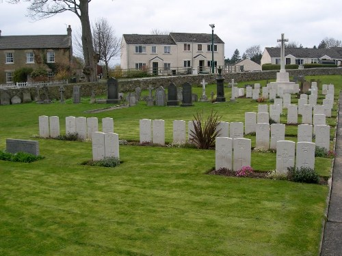 Commonwealth War Graves St John Churchyard