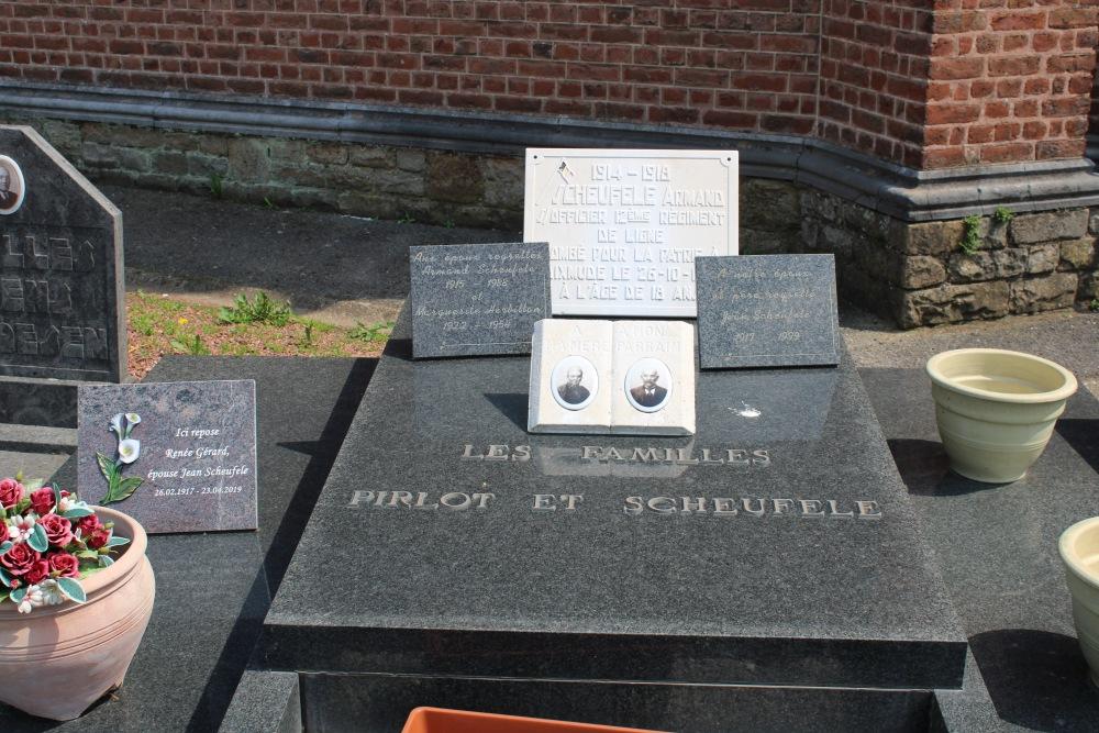 Belgian War Graves Othée