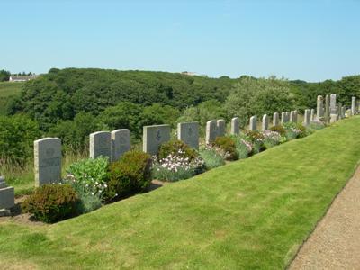 Commonwealth War Graves Mount Vernon Cemetery