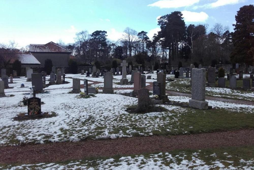 Oorlogsgraf van het Gemenebest Pencaitland Cemetery