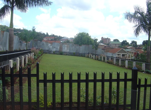Commonwealth War Graves Kampala