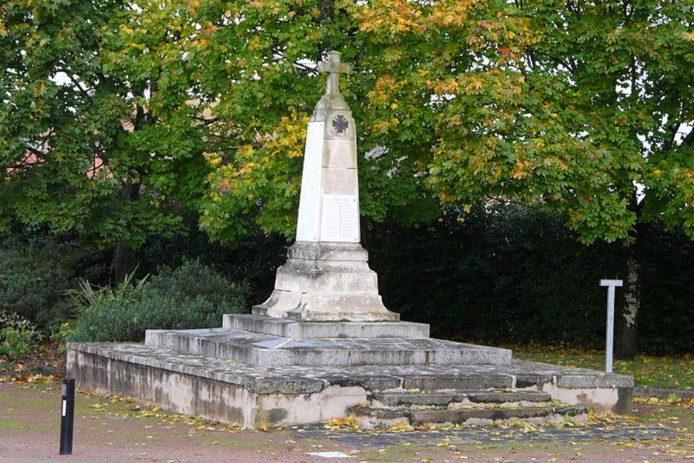 War Memorial Aizenay