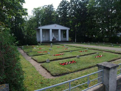 Soviet War Cemetery Ahlbeck