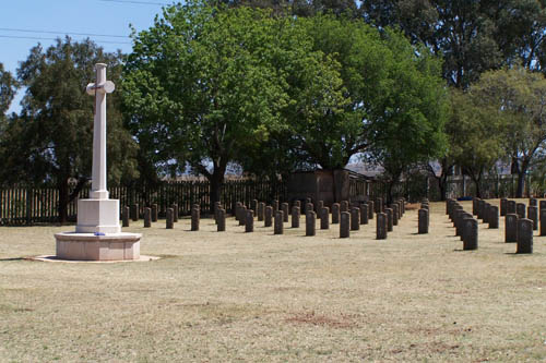 Commonwealth War Cemetery Thaba Tshwane (Old No.2)