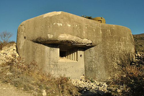 Maginot Line - Fort Col des Banquettes
