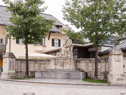 War Memorial Sankt Johann in Tirol