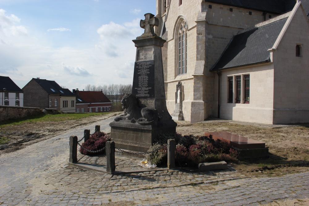 War Memorial Sint-Martens-Lennik