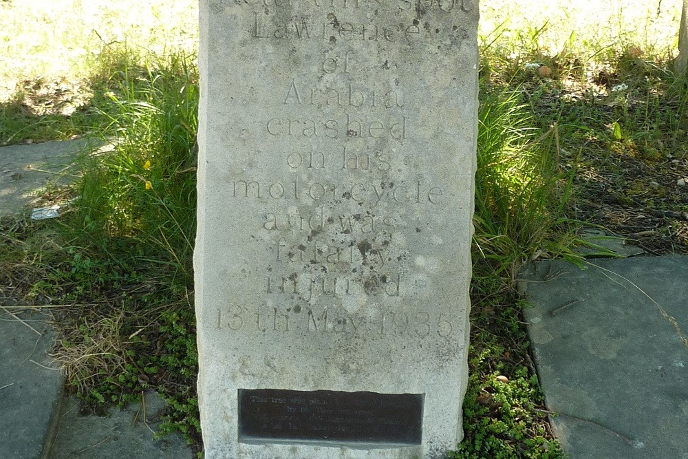 Lawrence of Arabia Monument