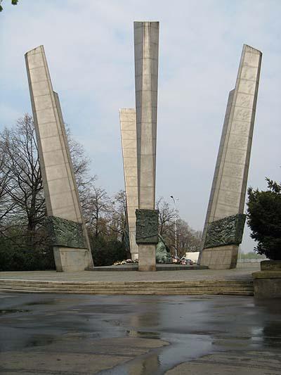 Genie Monument Warschau
